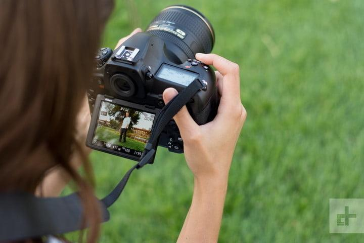 The best DSLR camera: Nikon D850