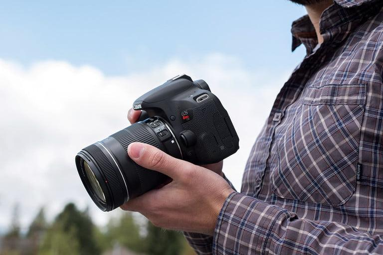 Read our Canon 5D Mark IV review