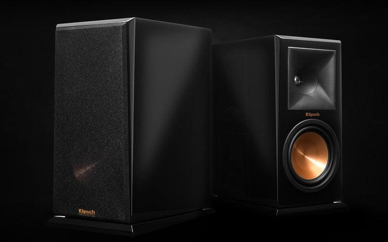The best budget speakers: Klipsch Reference Bookshelf