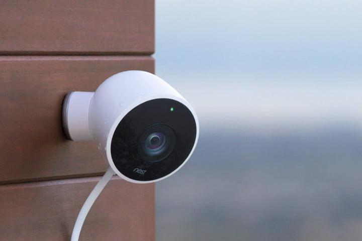 Best Outdoor Camera for Night Vision: Nest Cam IQ Outdoor