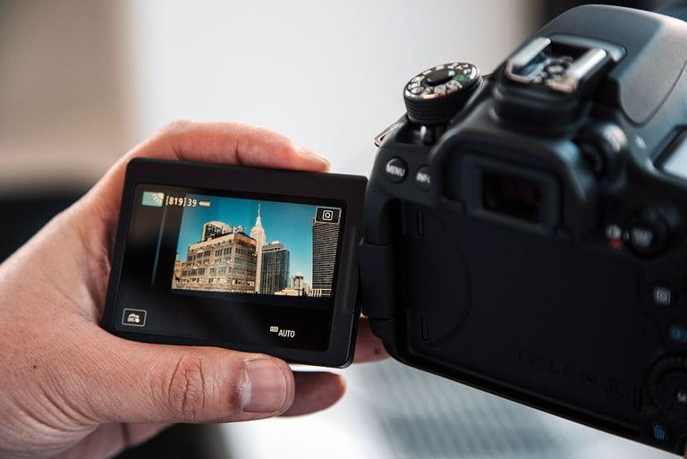 Read our Canon EOS Rebel T7i review