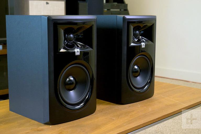 The best speakers for music production: JBL 306P MKII