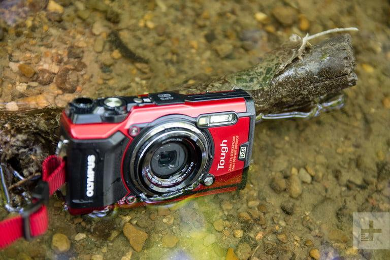 The best travel camera: Olympus Tough TG-5