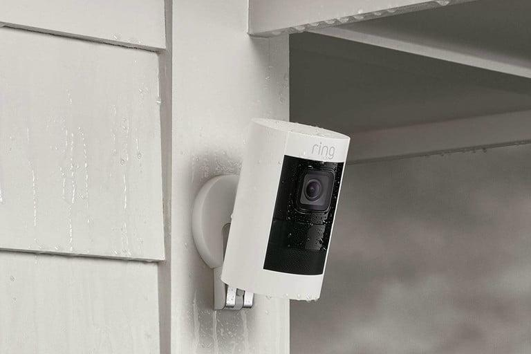Best Outdoor Wireless Camera: Ring Stick Up Cam Battery