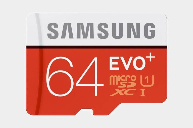 Samsung Evo Plus 64GB ($24)